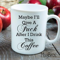 after drink coffee mugs. Perfect gift present Mug cups tea cup ceramic coffee mugs tea mugs drinkware home decal