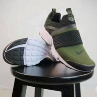 NIKE  AIR PRESTO EXTREME Women Men Fashion Running Sport Casual Shoes green toe
