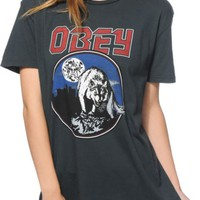 Obey Wolfen Emerald T-Shirt
