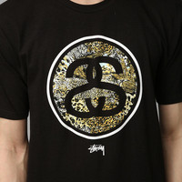 Urban Outfitters - Stussy Cheetah Link Tee