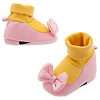 Daisy Duck Costume Shoes for Baby