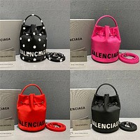 Balenciaga High Quality Women Fashion Handbag Bucket Bag