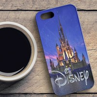 Tomorrowland Disney iPhone SE Case