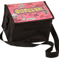 Insulated Cooler Bag, lunch bag, cooler bag, insulated bag, personalized lunch box