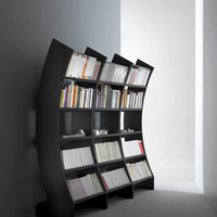 Factor bookcase, Jonathan Olivares for Driade, Owo online design store, Italy