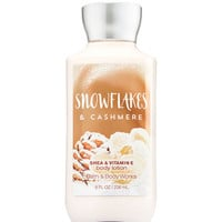 SNOWFLAKES AND CASHMEREBody Lotion