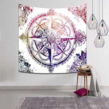 Bohemian Tapestry 3D Printed Wall Blankets 150x102cm-229x150cm Mandala Wall Tapestry Decoration Carpet Wall Hanging Tapiz Pared