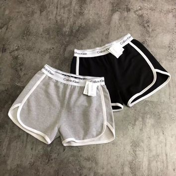 Calvin Klein Women Casual Sport Shorts