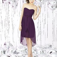 Social Bridesmaids by Dessy style 8120