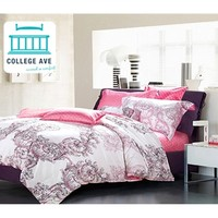 Goodnight Kiss Twin XL Comforter for College Dorm Bedding for Girls