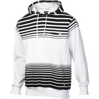 Amazon.com: Volcom Cred Pullover Hoodie - Men's White, L: Clothing
