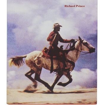 Richard Prince, Signed First Edition
