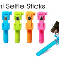 Pocket Miniature Selfie Stick