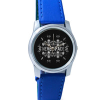 Never Fade Illustration Wrist Watch