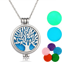 Tree of Life Diffuser Pendant
