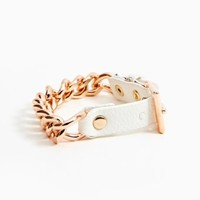 Chained Buckle Bracelet