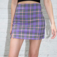 Explosive section skirt female new women's bag hip skirt sexy side slit skirt
