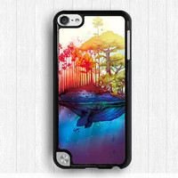 Wish the forest Ipod touch 4 case,vivid iPod touch 5 case,pictorial IPod 5 case,painting forest Ipod 4 case,touch 4 case,touch 5 case