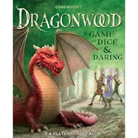 Dragonwood: A Game of Dice & Daring - Tabletop Haven