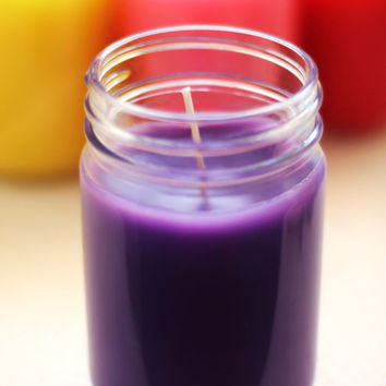 12 oz Jar Holiday Scented Candles-Fall/Autumn/Winter/Christmas/Thanksgiving