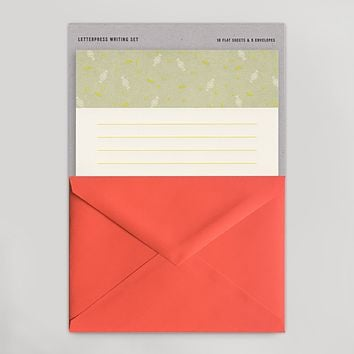 New Wave Wiggle Letter Writing Set