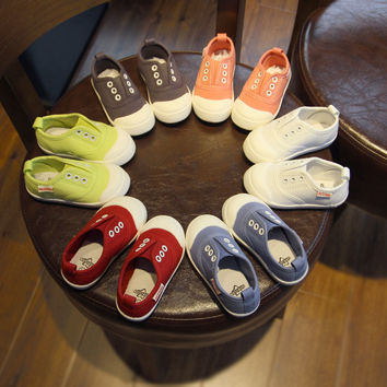 Casual On Sale Hot Deal Stylish Comfort Hot Sale Children Shoes Korean Sweets Soft Sneakers [4919292292]