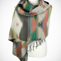 Cozy by Lulu- Jackson Hole Blanket Scarf