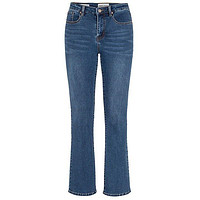 Tribal 5 Pocket Micro Flare Jeans