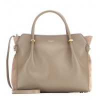 Marché Small leather tote