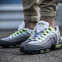 Air Max 95 Flo Green / Grey