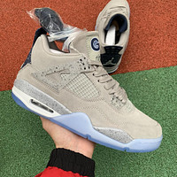 Air Jordan 4 PE Georgetown Hoyas
