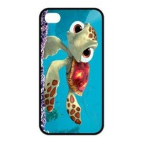 Mystic Zone Finding Nemo iPhone 4 Case for iPhone 4/4S Cover lovely Cartoon Fits Case KEK0447