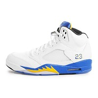Air Jordan Retro 5 V 'Laney'