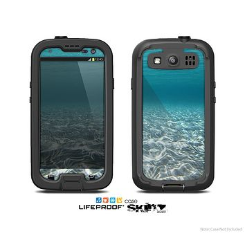 The Under The Sea Scenery Skin For The Samsung Galaxy S3 LifeProof Case