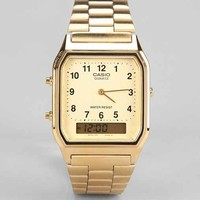 Casio Classic Gold Dress Watch