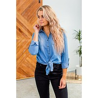 Watch This Denim Shirt