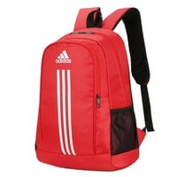 """Adidas"" Sport Waterproof Casual Style Laptop Bag Shoulder Bag School Backpack Travel Bag"