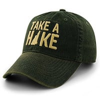 Take a Hike New Hampshire Hiking Cap