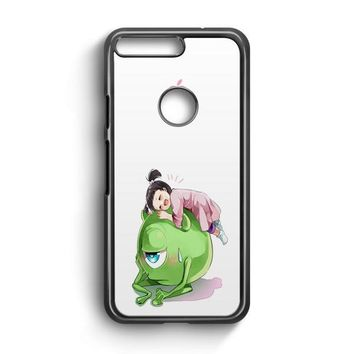 Monster Inc Cute Mike And Boo Google Pixel 2 Case | Casefruits