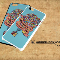Adventure Is Out There Pixar Disney Samsung Galaxy S3 S4 S5 Note 3 , iPhone 4(S) 5(S) 5c 6 Plus , iPod 4 5 case