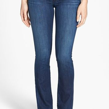 Women's True Religion Brand Jeans 'Becca' Bootcut Jeans (Faithful Message)