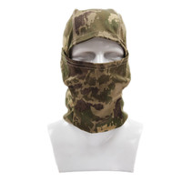 Pullover- Camouflage Balaclava Full Face Masks- 9 Variations