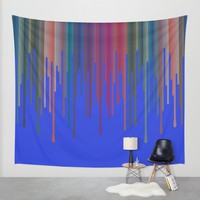 vosak Wall Tapestry by Trebam | Society6