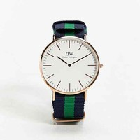 Daniel Wellington Classic Warwick Watch- Gold One