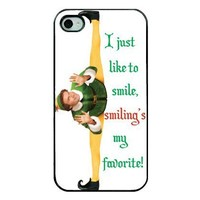 Christmas Iphone Case - Iphone 4s/4 funny christmas case
