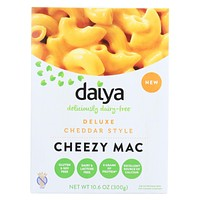 Daiya Foods - Cheezy Mac Deluxe - Cheddar Style - Dairy Free - 10.6 oz. - Pack of 8