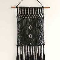 Magical Thinking Otten Macrame Wall Hanging