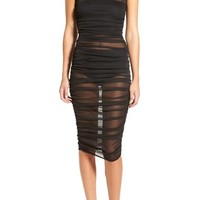 Missguided Mesh Body-Con Dress | Nordstrom