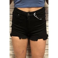 Hazel Shorts- Black