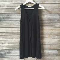 The Laci Dress (Black)